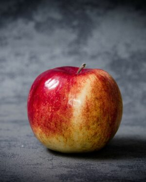 apple, red, delicious