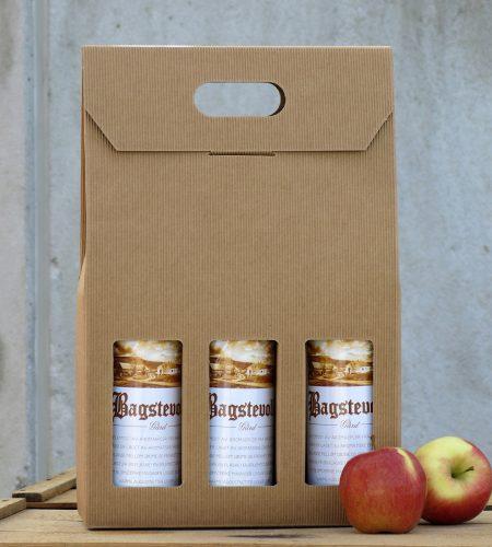 Gavepose 3stk eple (2)